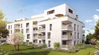 Appartements neufs Trio Verde éco-habitat à Rennes