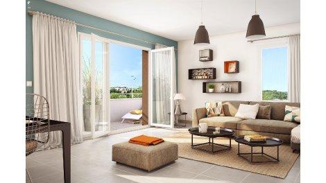 Appartement neuf Brignais éco-habitat à Brignais