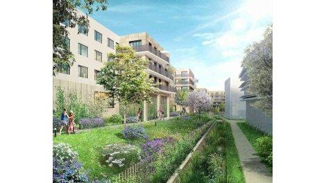 Appartement neuf Châtenay-Malabry investissement loi Pinel à Châtenay-Malabry