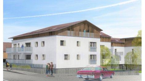 Appartement neuf Segny éco-habitat à Segny