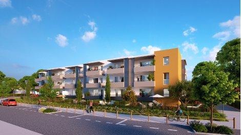Appartement neuf Le Mas des Oliviers à Bompas