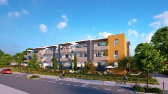 Appartements neufs Le Mas des Oliviers à Bompas