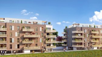 """Programme immobilier du mois """"La Draperie"""" - Roncq"""