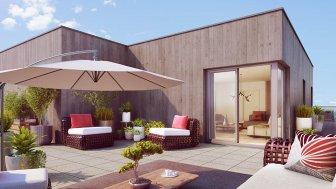 Appartements neufs Torcy éco-habitat à Torcy