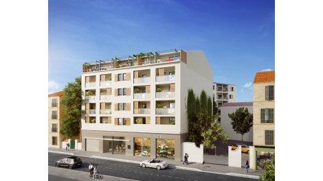 immobilier neuf à Marseille 4ème