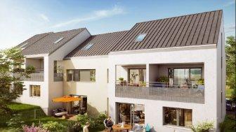Appartements neufs Le Clos des Hêtres à Metz