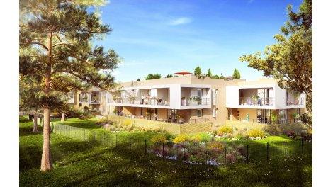 Appartement neuf Les Impressionnistes éco-habitat à Clapiers