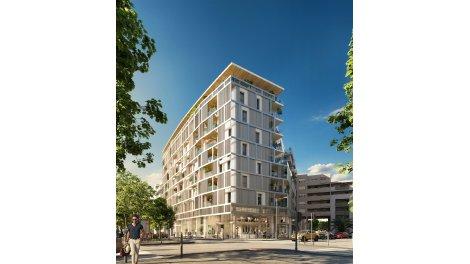 Appartement neuf Initial Prado investissement loi Pinel à Marseille 6ème