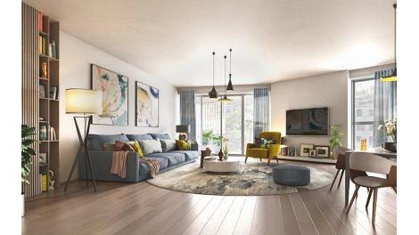 appartement neuf à Marseille 6ème
