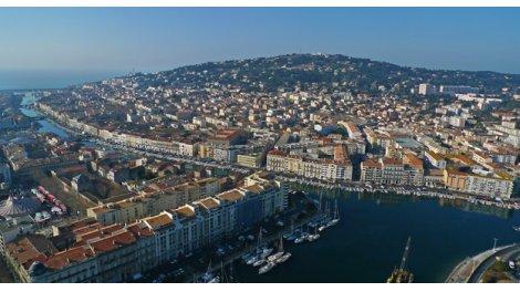 Appartement neuf Bientot a Sete éco-habitat à Sète