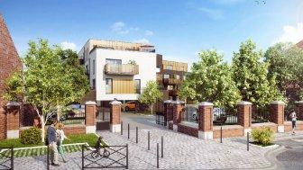 Appartements neufs L'Inédit éco-habitat à Toufflers