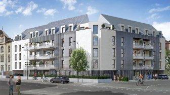 Appartements neufs L'Alchimie éco-habitat à Colmar