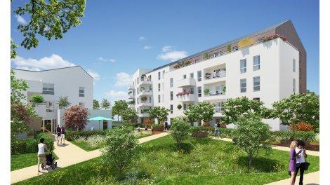 Appartement neuf Le Quatuor éco-habitat à Melun