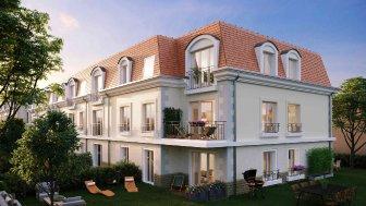 Appartements neufs Saint-Fargeau-Ponthierry à Saint-Fargeau-Ponthierry