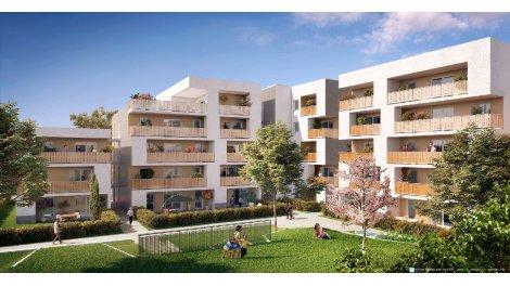 Appartement neuf Les Capucines éco-habitat à Colomiers