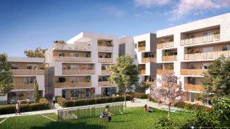 Appartements neufs Les Capucines à Colomiers