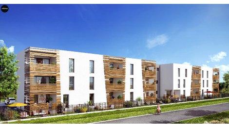 Appartement neuf Le Swing éco-habitat à Saint-Cyprien