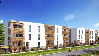 Appartements neufs Le Swing éco-habitat à Saint-Cyprien