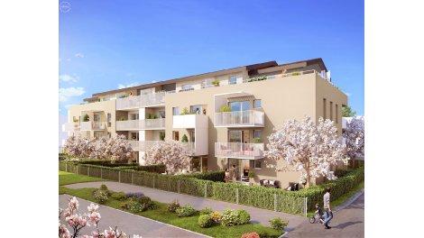 Appartement neuf Imminence éco-habitat à Cruseilles