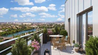 Appartements neufs Promenade en Seine éco-habitat à Rueil-Malmaison