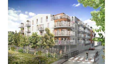 Appartement neuf Montfleury à Sarcelles