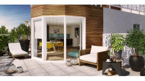 logement neuf à Sarcelles