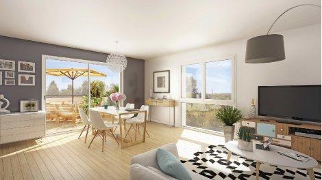 appartement neuf à Mont-Saint-Aignan