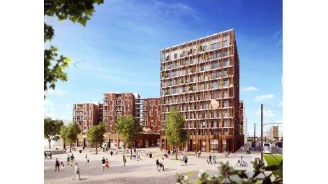 Appartement neuf La Canopée éco-habitat à Toulouse
