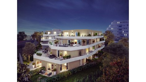 immobilier basse consommation à Nîmes