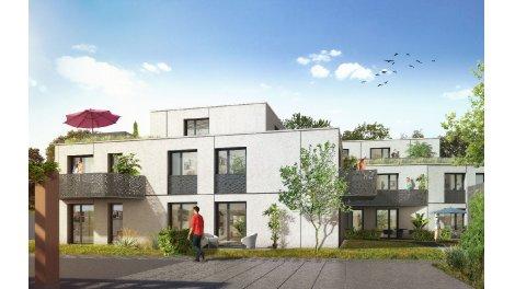 Appartement neuf Grafik éco-habitat à Lomme