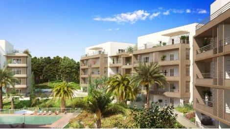 Appartement neuf Domaine des Cigales - Tranche1 à Fréjus
