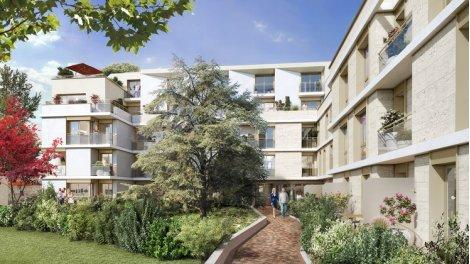 Appartement neuf L'Écrin éco-habitat à Saint-Germain-en-Laye