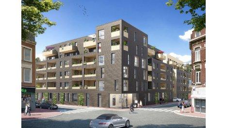 Appartement neuf L'Originel éco-habitat à Lille