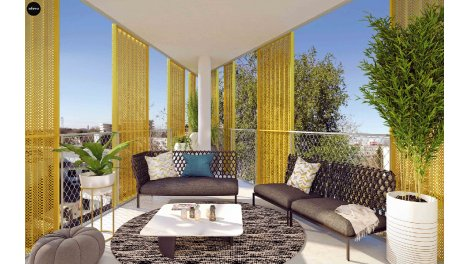 Appartement neuf Ironflat investissement loi Pinel à Nantes