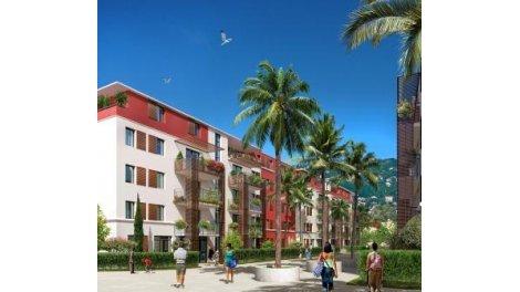 Appartement neuf Résidence Village Royal / les Patios d'Or investissement loi Pinel à Sète