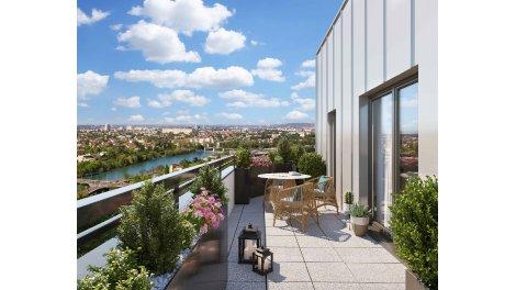 Appartement neuf Promenade en Seine éco-habitat à Rueil-Malmaison