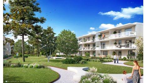 Appartement neuf Les Suites du Lac à Thonon-les-Bains