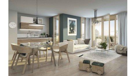 Appartements et maisons neuves Attalea éco-habitat à Brétigny-sur-Orge