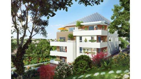 Appartement neuf Les Jardins du Château à Annecy