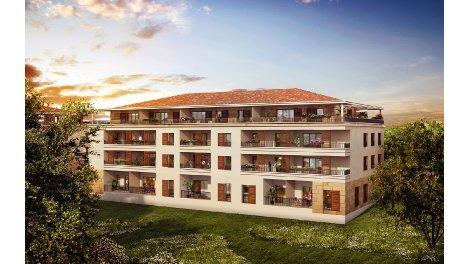 Appartement neuf Epure à Aix-en-Provence