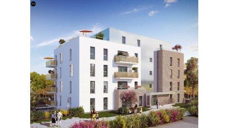 immobilier basse consommation à Roncq