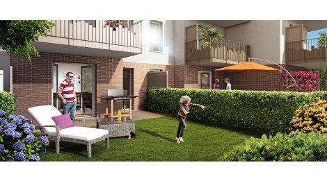 Appartement neuf Villas en Scène - Acte 2 éco-habitat à Tours