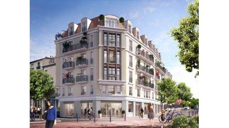Appartement neuf Villa Fleury à Clamart
