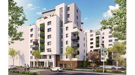 Appartement neuf Le Vertuose 2 éco-habitat à Metz