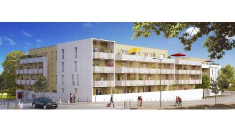 Appartement neuf Ilona investissement loi Pinel à Frontignan