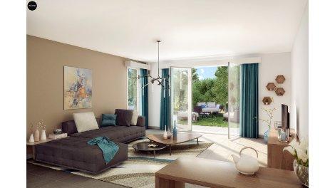 logement neuf à Cergy