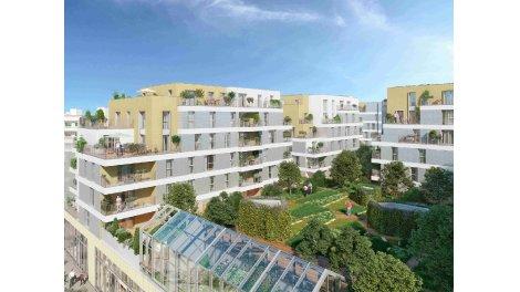 Appartement neuf Naturessence éco-habitat à Rueil-Malmaison