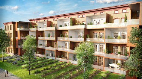 Appartement neuf Renaissance éco-habitat à Haguenau