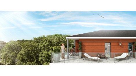 Appartement neuf Résidence Bleu Horizon - Orléans à Orléans
