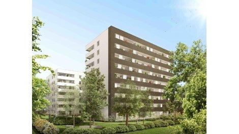 Appartement neuf Confiden'Ciel investissement loi Pinel à Nantes